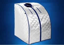 Infrarot Sauna Faltbare Wärmekabine Ferninfrarot 650 bis 1000 W - 1